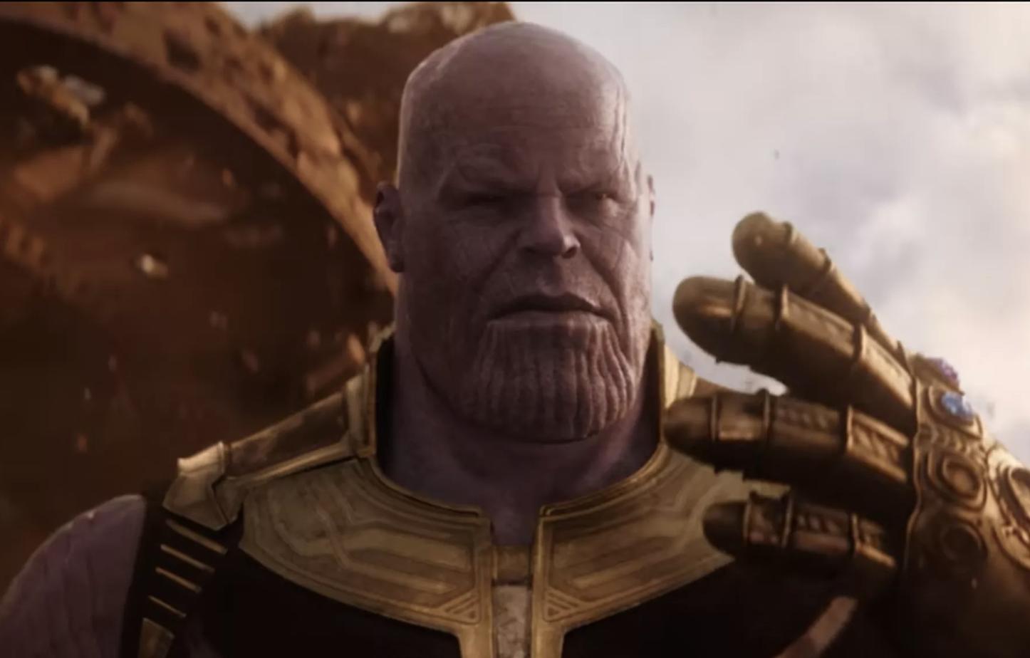 Thanos ideology